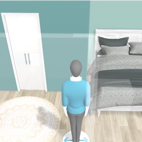 habitacion-la-Vaca-3D